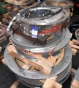Quantity of Various Stainless-Steel Strip, approx. 500 Kg