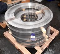 Quantity of Various Stainless-Steel Strip, (50mm x