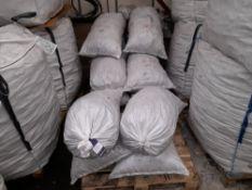 12 x 100ltr Bag of IR-50 (316) Steel Components
