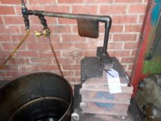 In-house Fabricated Gas Furnace