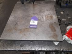 Small Surface Table 18in x 18in