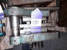 Auto Lock, Lock House Cover Press Tool