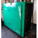 Avelair 8MS 30 Packaged Air Compressor, 42677 Hour