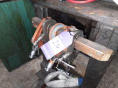 5 x Various Steel Clamps