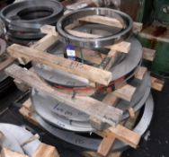 Quantity of Various Stainless-Steel Strip, 304, approx. 850 Kg