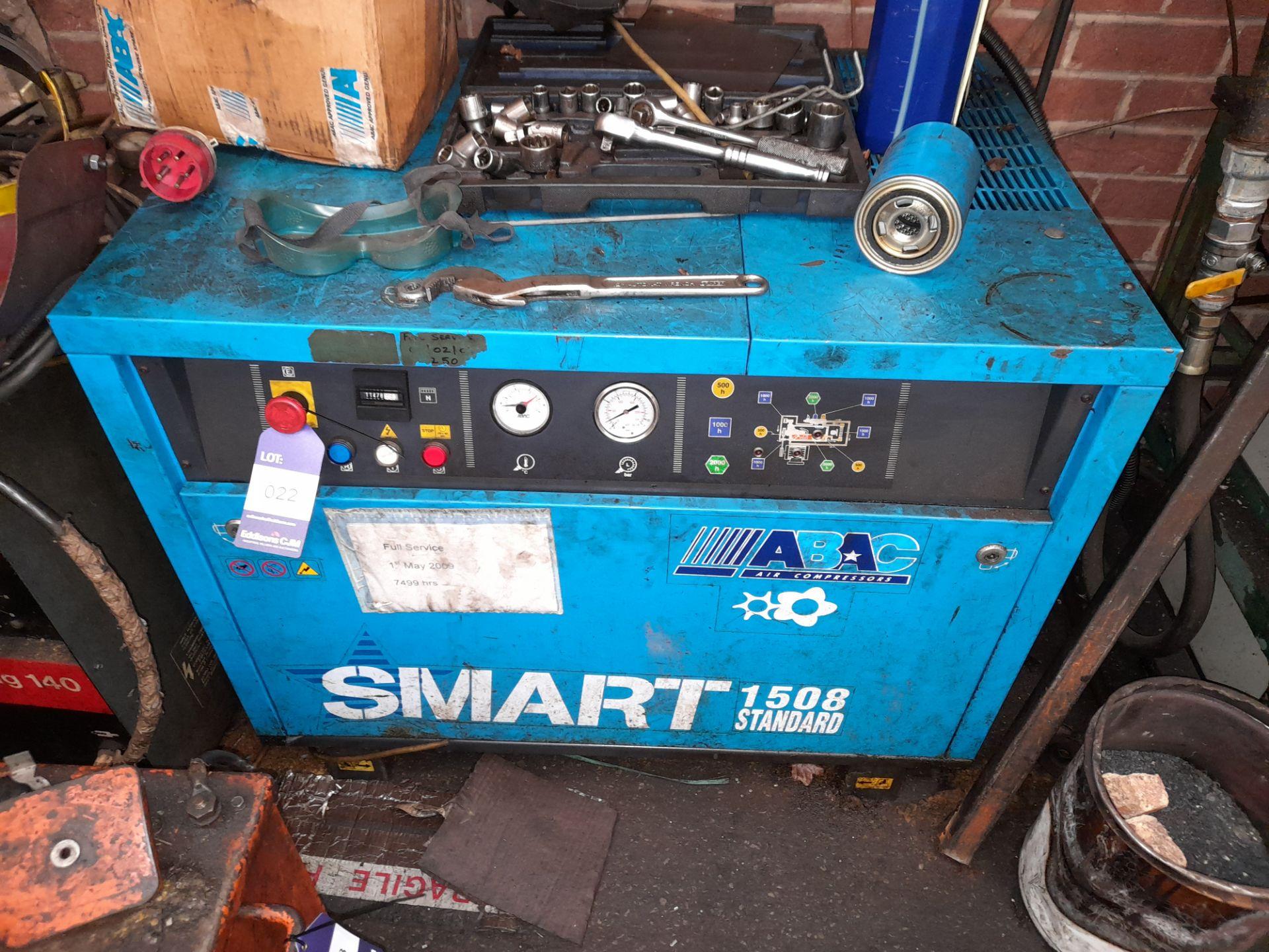 ABAC Smart 1508 Standard Packaged Air Compressor