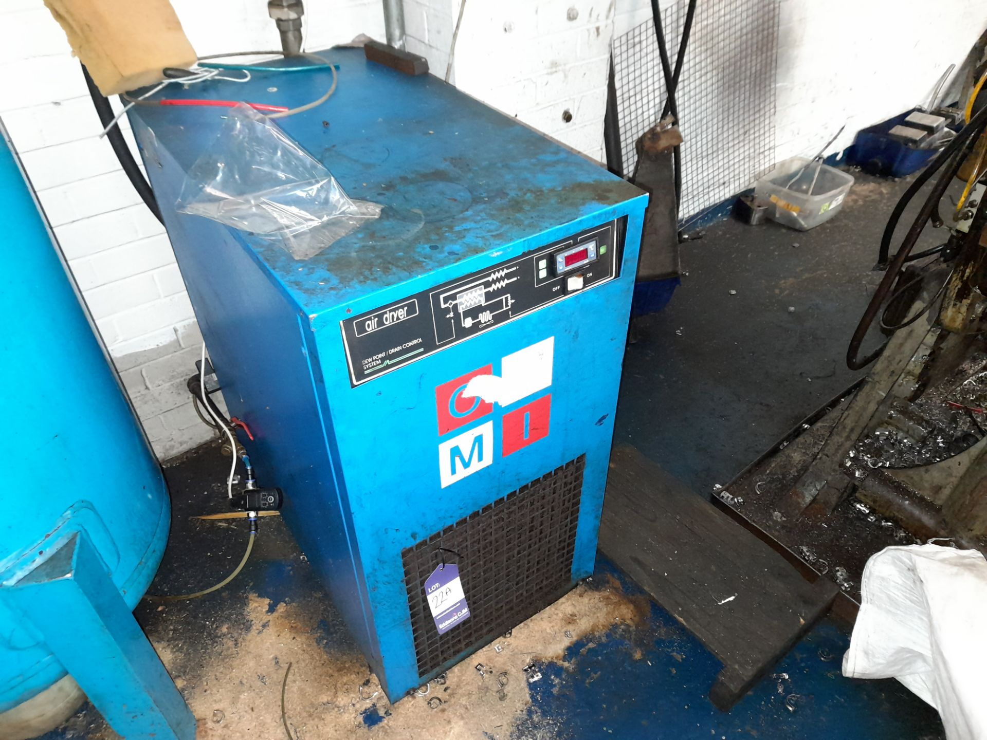 OMI Compressed Air Dryer - Image 2 of 2