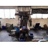 Butterley 5D Down stroking Fly Press, Under Repair