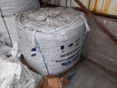 1 x 1000ltr Bag NR-1 Steel Components