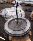 Quantity of Various Stainless-Steel Strip to De-Co