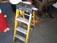 Werner 4-Tred Step Ladder