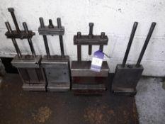 4 x Various Press Tool Accessories