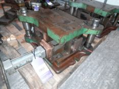 2in Pall Ring Press Tool