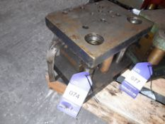 Unknown Plate Press Tool