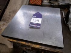 Small Surface Table, 12in x 12in