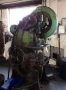 Butterley 5 Down stroking Fly Press with 1in Palling Ring Press Tool