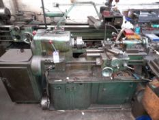 Harrison Gap Bed Lathe with 3-Jaw Chuck