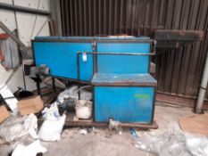Auto Wash Skid Mounted Component Washer