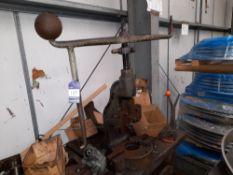 No. 58 Hand Operated Fly Press