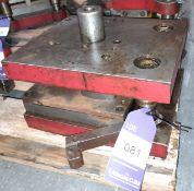 Dental Tray Blank Press Tool