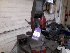 Firth Hardometer Hardness Tester
