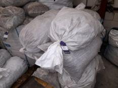 9 x 100ltr Bag IR-40 Steel Components