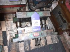 Adept Backing Plate Press Tool