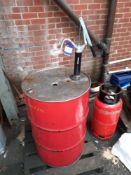 Prolube Hand Operated Barrel Pump