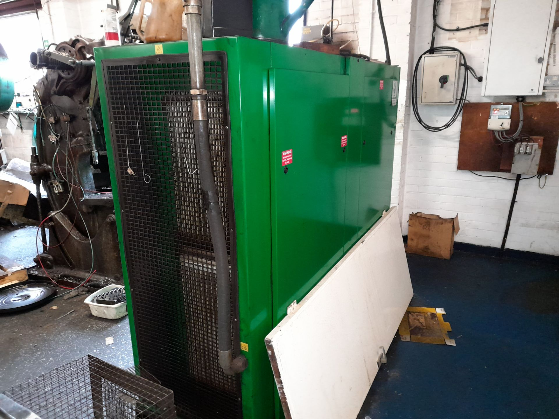 Avelair 8MS 30 Packaged Air Compressor, 42677 Hour - Image 2 of 2