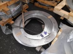 Quantity of Various Stainless-Steel Strip, (25.4mm