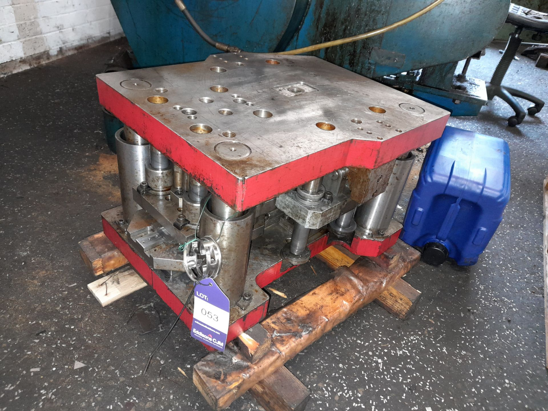 C Ring 3 Press Tool