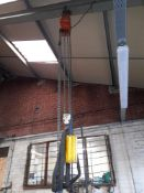 Electric Chain Hoist, 250Kg capacity with Pendant Control