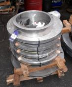 Quantity of Various Stainless-Steel Strip, (88.9mm