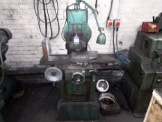 Jones and Shipman Surface Grinder with Magnetic wo