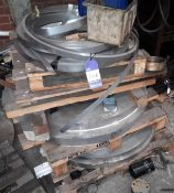 Quantity of Various Stainless-Steel Strip, approx. 250Kg