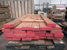 Beech, Kiln dried: 1 lot 2100x1020x230mm(+2 planks)