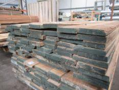 American Red Elm, kiln dried, rough sawn