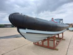 Pacific 24 Rigid Hull Inflatable Boat- Unused