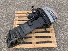 Mariner 25Hp outboard motor Used