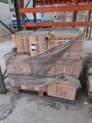 2 pallets of Abitibi Buwater woven recycling bags, 50 per box