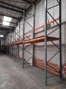27 bays of DEXION Speedlock/STORAX SP80 industrial