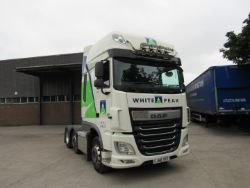 Commercial Vehicle Fleet including DAF Tractor Units, Rigid Units, Drags and Curtain Sided Trailers, Forklift Trucks and Racking