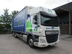 Daf CF 330 FAS 6x2 Lift Axel,Euro 6 Space Chassis