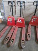 Liftek EPT20-15EHJ electric pallet truck, capacity 1,500kg, S/N 424200027 (No keys)