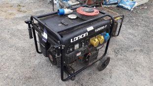 Loncin 5000 D-F 4000w Mobile Generator Set (2013)