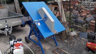 Kiensberger KWTS 650 Mobile Saw Bench (Nov 2012)