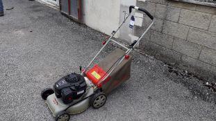 Lawn King LK41 B45450E Petrol Engine Lawn Mower, (