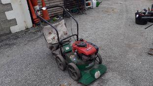 Billy Goat Pro Series Petrol Engine Leaf Vacuum