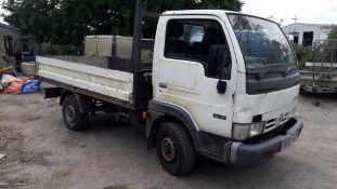 Nissan Cabstar 34.10 Tipper Truck, Registration RO