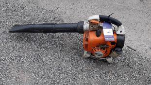 Stihl BG86C Petrol Engine Leaf Bower